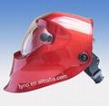 Auto darkening welding mask 4