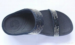 2013 newest  wholesale  orginal fitflop shoes flare II shoes