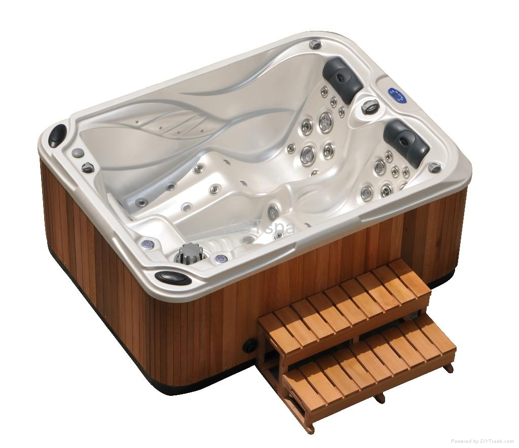 Small spa jacuzzi hot tub - JCS-27 - KGTspa (China Manufacturer ...