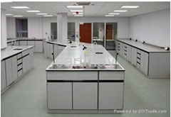 laboratory worktable