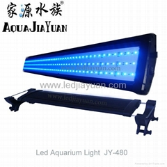 "JY-ST1450SMD 57""-65""(145CM-165CM) RGB led aquarium light for marine & freshwater"