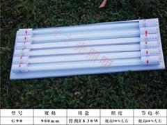 服裝廠專用管中管節能燈