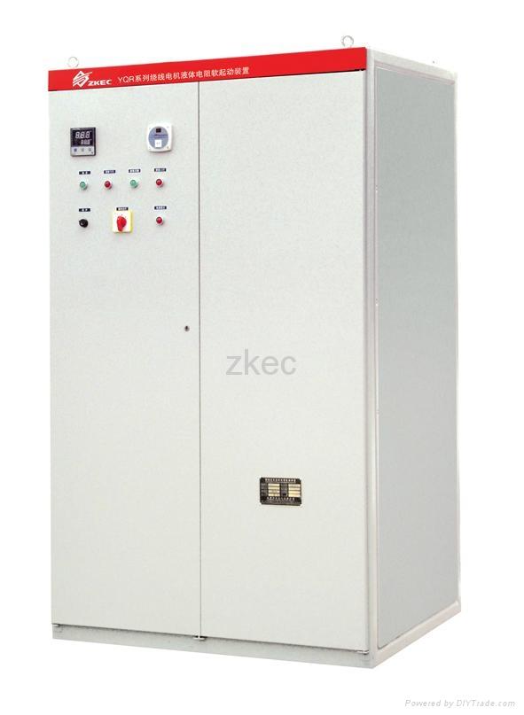 液體電阻啟動裝置 1