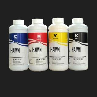 Textile direct ink HAIWN-TX-CMYK direct textile color ink 1