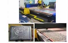 3 Axis CNC Machining Center Router for ACP