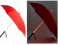 Factory sales  led umbrella