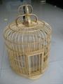 竹制鳥籠,鳥籠,精品鳥籠 1