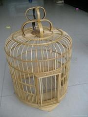 竹制鳥籠,鳥籠,精品鳥籠