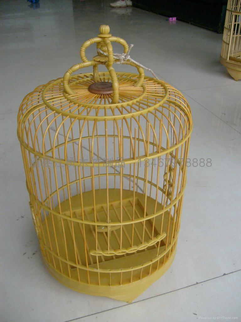 竹制鳥籠,鳥籠,精品鳥籠 2