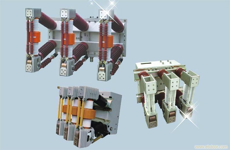 ZN12-40.5户内高压真空断路器 1