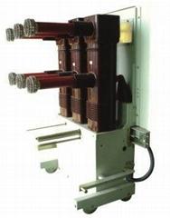 ZN85-40.5户内高压真空断路器