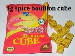 4g spices bouillon cube