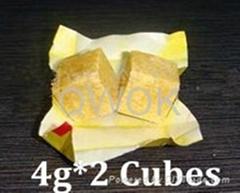 4g*2 condiment spices bouillon cube