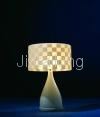 Phenolic desk light