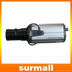 """1/3"""" SONY Super HAD CCD 550TVL Wide Dynamic Color Box Camera"""