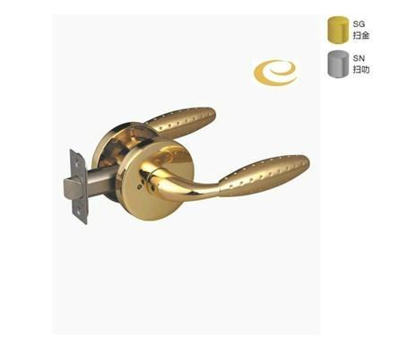 tubular handle door lock 1