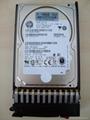 HP 581286-B21 600GB 10K 3.5'' SAS Server Hard Disk Drive 1