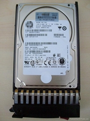 HP 581286-B21 600GB 10K 3.5'' SAS Server Hard Disk Drive