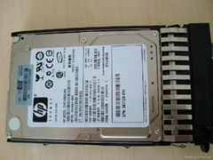 HP 516826-B21 450gb 15k 3.5'' sas server hard drive