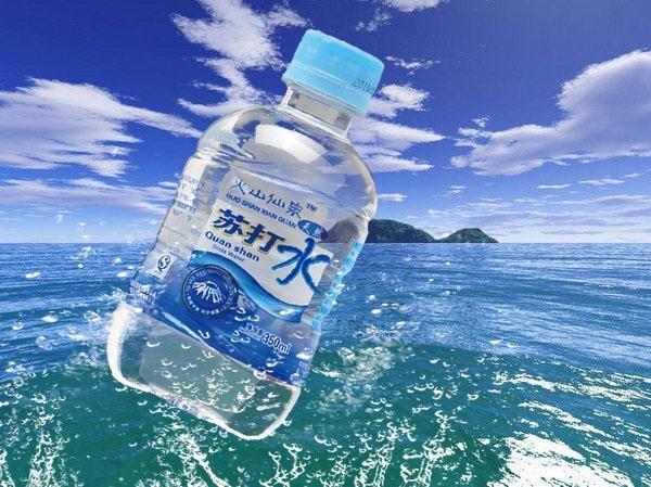 五大连池天然苏打水 1