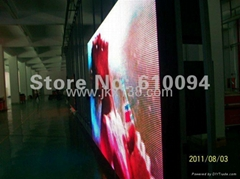 P18.75 Stage Background LED Curtain Display / led module display PH18.75mm