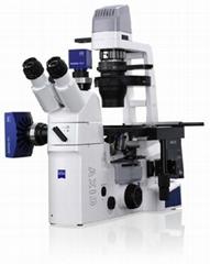 科研級倒置顯微鏡