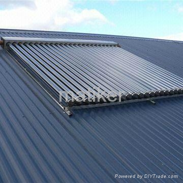 solar heat pipe collector solar water heater 1