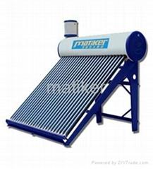 一体超导太阳能热水器