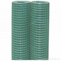 PVC coated welded wire mesh rolls 2