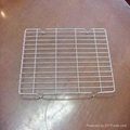 stainless steel BBQ wire mesh 2