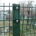 welded mesh fence 2