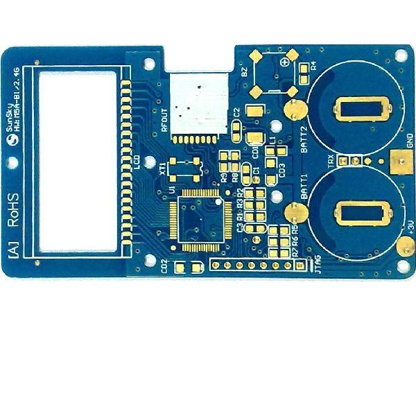 pcb prototype 4