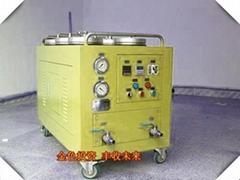 移动式液压油高精密超微过滤净油车