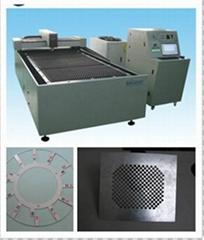 铝板金属激光切割机