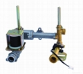 zero water pressure valve for gas water