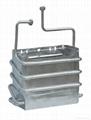 7L Heat Exchanger in Aluminum for Gas