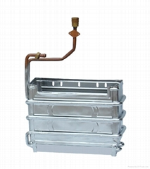 copper heat exchanger(6L) for gas water heater