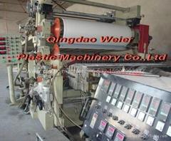 PVC celuka board production line