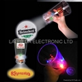 400ml LED Projector Glass