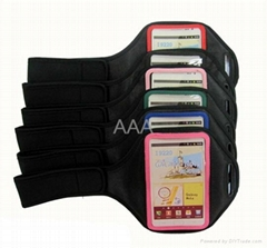 Waterproof sporty armband for Samsung Galaxy Note i9220