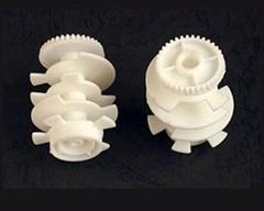SLA 3D Printer plastic making