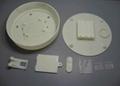 SLA plastic prototype