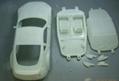 SLA plastic prototype  1