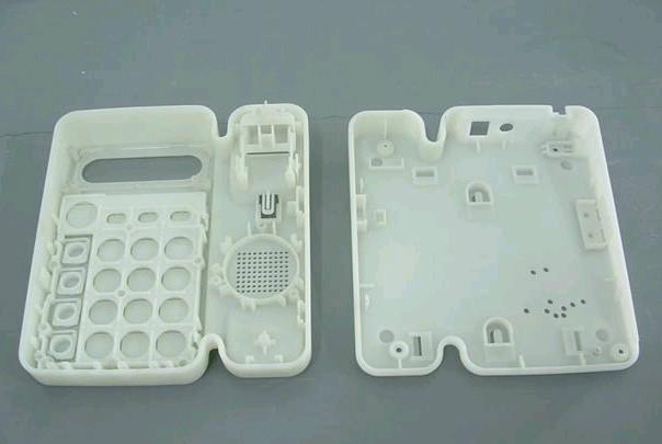 Machine shell model 1