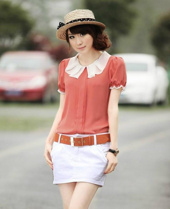Wholesale Latest Cheap Fashion Korea Style Characteristic Girl Dresses R3525 No Brand China