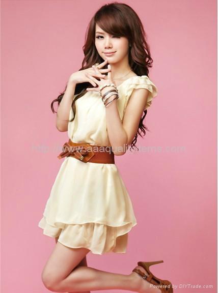 Korean Fashion Dresses Wholesale