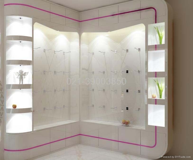 上海服飾展櫃 3