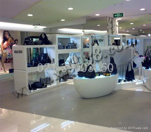 上海服飾展櫃 5