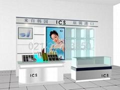 上海产品展示柜台