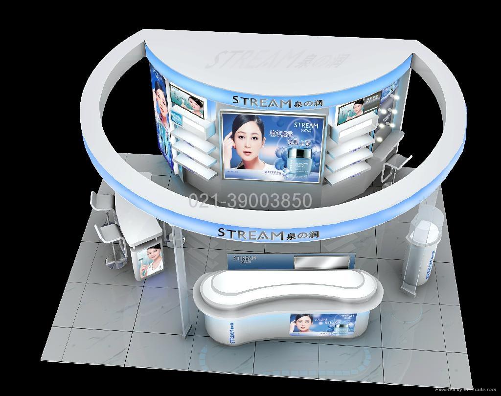 上海展示櫃台 4